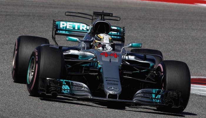 Хэмилтон одержал победу Гран-при «Формулы-1» вСША