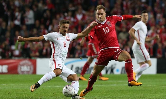 Дания сыграет в плей-офф отбора к чемпионату мира