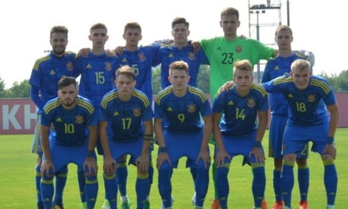 Сборная Украины U-19 стартовала спобеды вотборе кЕвро