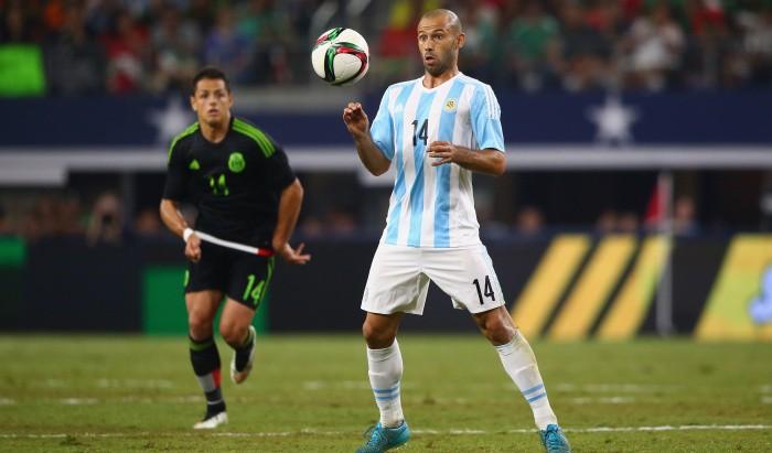 Маскерано завершит карьеру всборной Аргентины послеЧМ