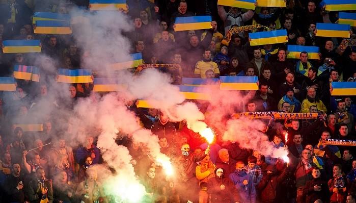 Сборная Украины несыграет сАргентиной