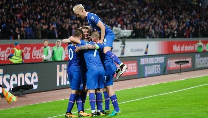 Исландия впервые вышла на чемпионат мира
