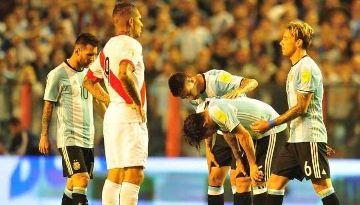 Гаго получил травму вматче засборную Аргентины