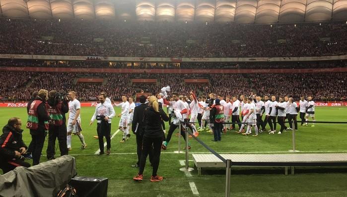 Сборная Польши пофутболу квалифицировалась наЧМ