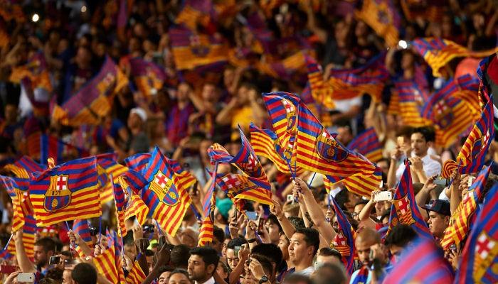 Getty Images 3 Атлетико непередаст билеты болельщикам Барселоны из за «проблем слогистикой»