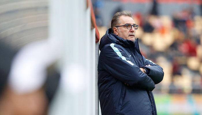 Футбол отменяется? основного  тренера сократили  перед матчем— Хорватия