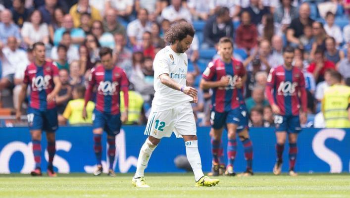 Защитник мадридского «Реала» Марсело подозревается вуклонении отуплаты налогов