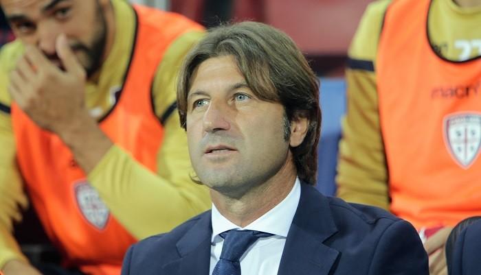 «Кальяри» отправил вотставку основного тренера Растелли