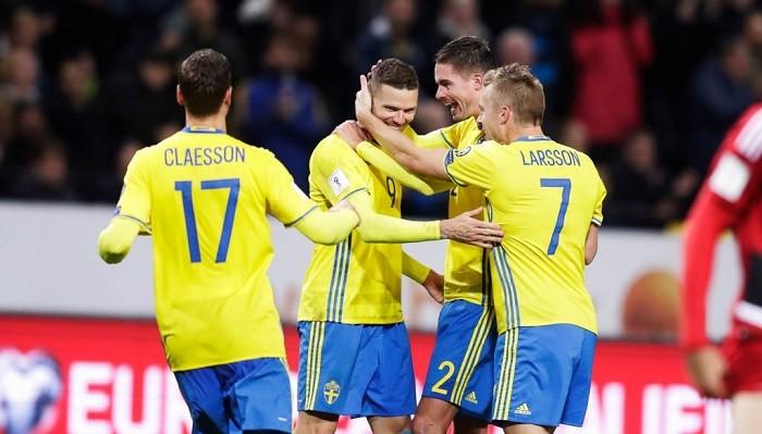 Швеция отгрузила восемь сухих голов Люксембургу
