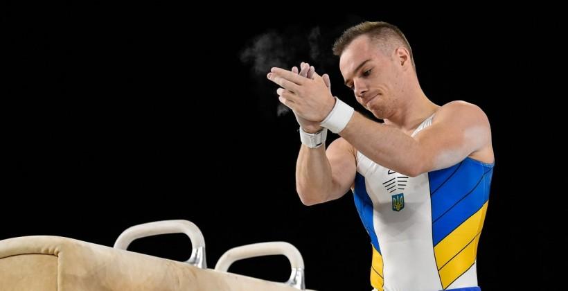 2-ое серебро: гимнаст Верняев попал втройку наилучших наЧМ