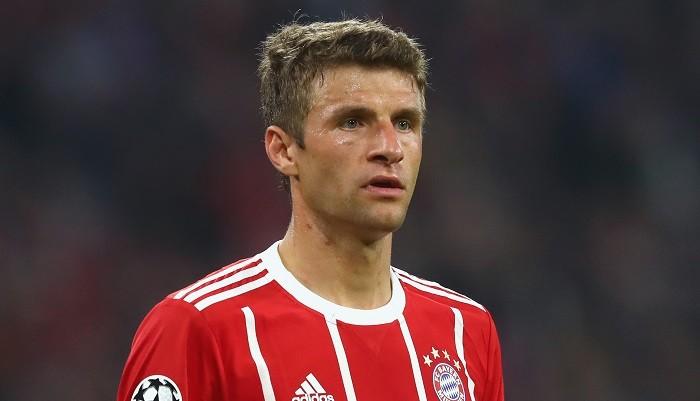«Бавария» победила «Гамбург» идогнала поочкам дортмундскую «Боруссию»
