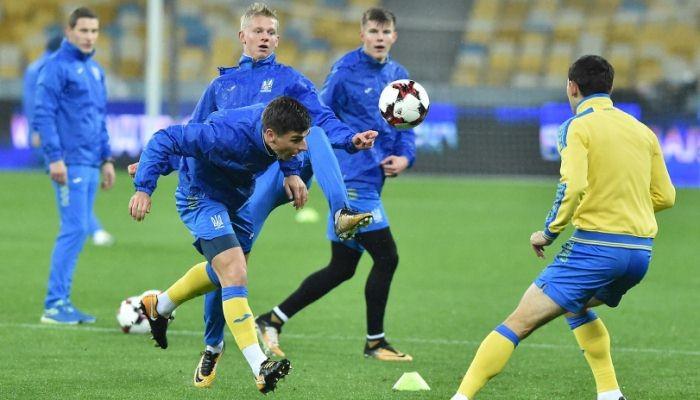 Коваленко, Зинченко, Беседин иЛунин сыграют завтра замолодёжку