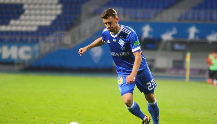 Пиварич выйдет в старте Динамо на Славию. Он еще не играл в этом сезоне