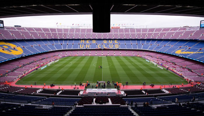 Матч Барселона — Ювентус може відбутися з глядачами