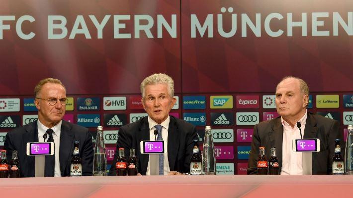 Хайнкес рассказал о первых успехах своей работы с Баварией