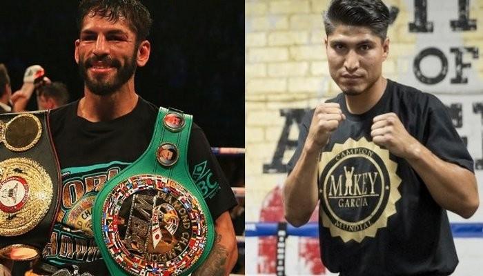 Майки Гарсия и Хорхе Линарес, boxingscene.com