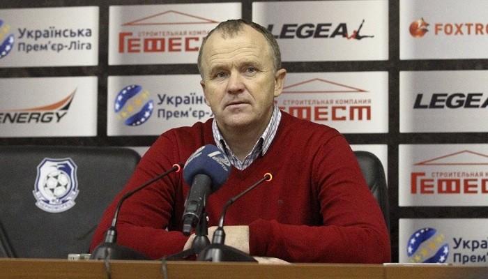 Экс-тренер Карпат и Черноморца Дулуб вернулся в Крумкачы