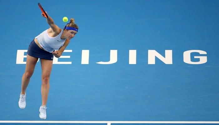 Румынская теннисистка Халеп впервый раз вкарьере возглавила рейтинг WTA