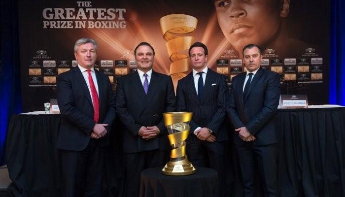 Финал глобальной боксерской суперсерии пройдет вСаудовской Аравии