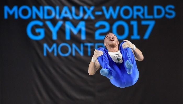 Верняев несмог завоевать медаль наЧМ поспортивной гимнастике вмногоборье