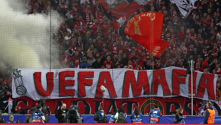 РФ сократила отставание отФранции врейтинге УЕФА