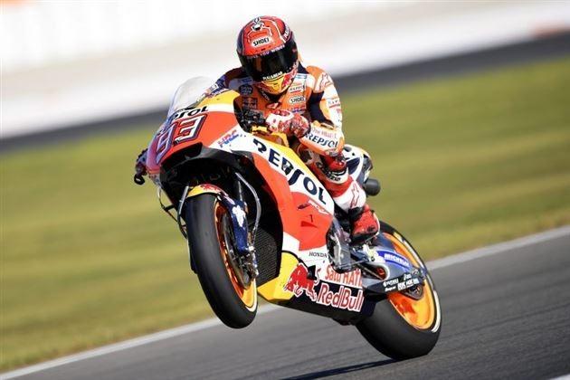 Маркес стал четырехкратным чемпионом MotoGP