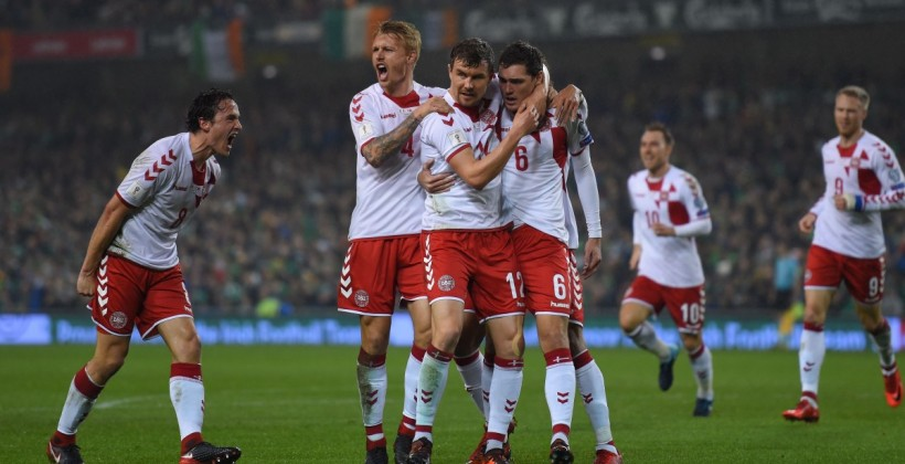 Дания - Финляндия где смотреть трансляцию матча