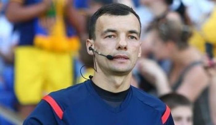 Український арбітр Бойко розсудить матч третього кваліфікаційного раунду Ліги Європи