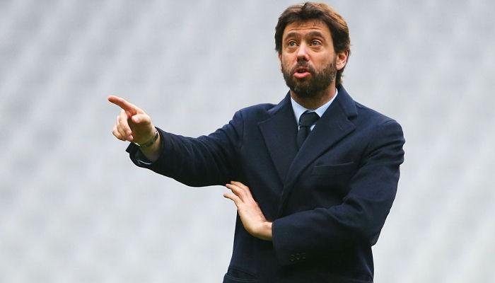 """Аньєллі: """"Ювентус, Барселона і Реал сповнені рішучості домогтися повної реформи змагань"""""""