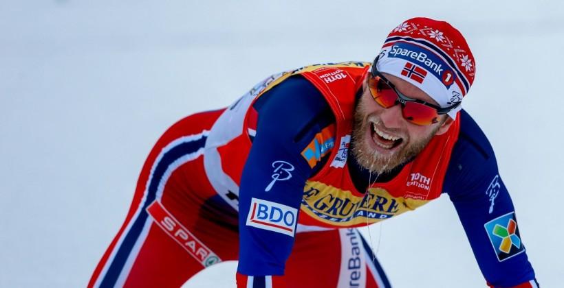 Сундбю восстановился и выступит на Тур де Ски-2018
