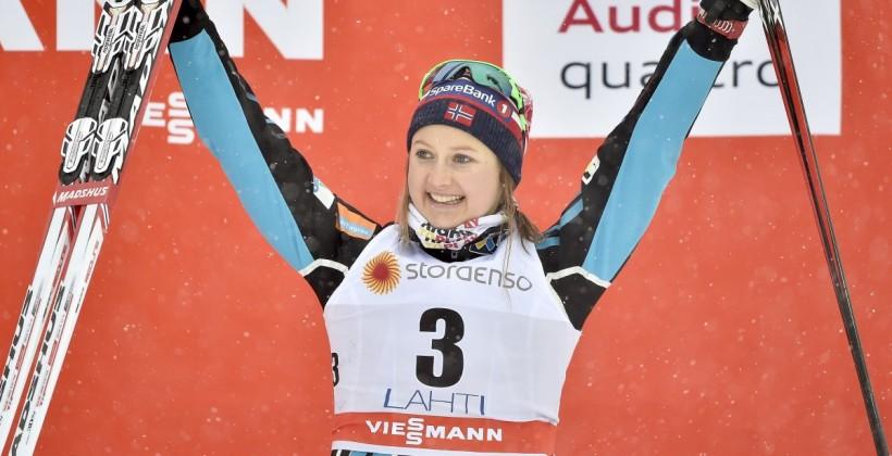 Тур де Ски. Остберг берет разделку и перехватывает лидерство