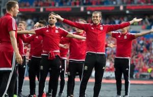 Турция — Уэльс где смотреть трансляцию матча Евро-2020
