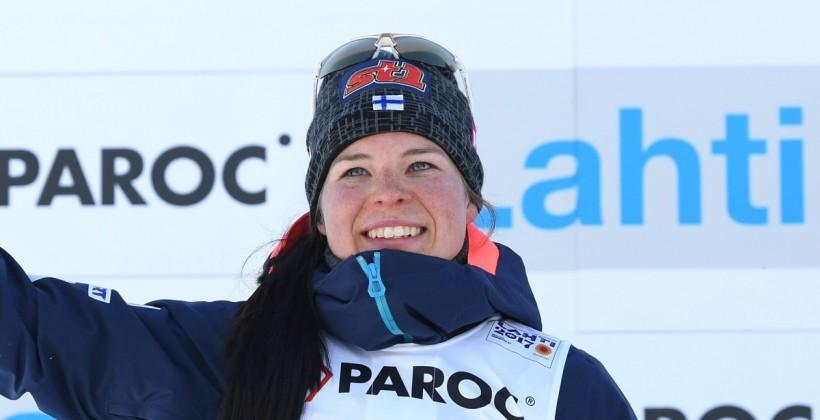 Пармакоски поедет на Тур де Ски