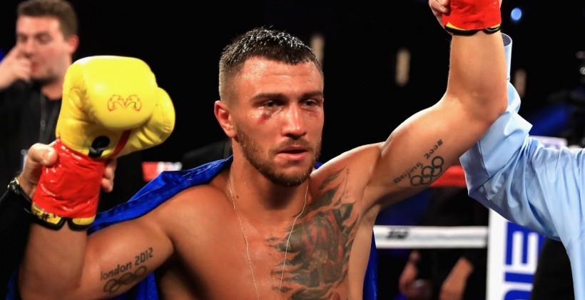 Ломаченко — обладатель лучшей защиты в боксе