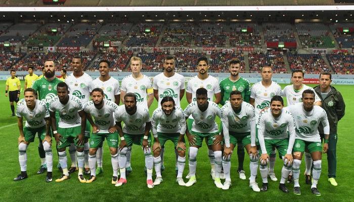 Шапекоэнсе пробился в Кубок Либертадорес-2018