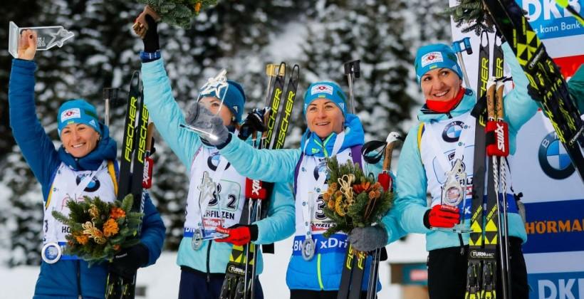 Женскую сборную Украины по биатлону возглавит россиянин