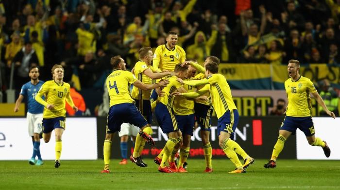 Испания - Швеция где смотреть трансляцию матча