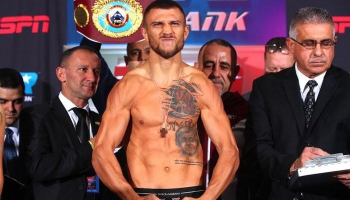 Василий Ломаченко, boxingscene.com
