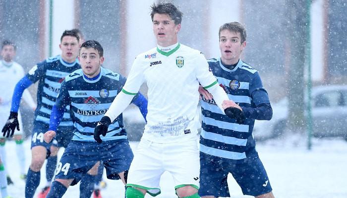 КДК засчитал поражение Олимпику U-21 в матче с Карпатами