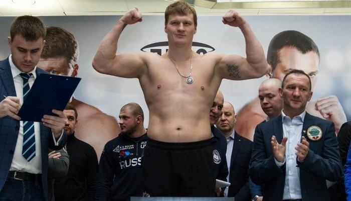Александр Поветкин, boxingscene.com