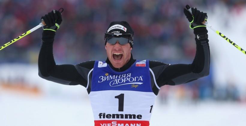 Колонья — четырехкратный чемпион Тур де Ски