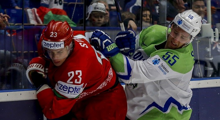 Хоккеисты команды КХЛ подрались на корпоративе