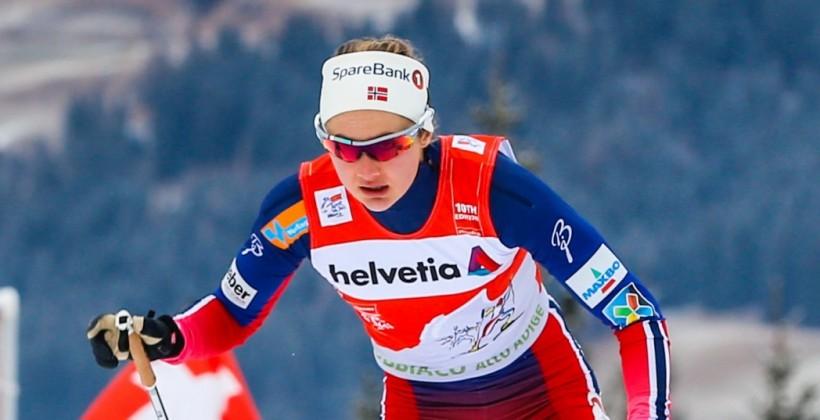Тур де Ски. Венг не приблизилась к Остберг, контратаки Пармакоски и Штадлобер