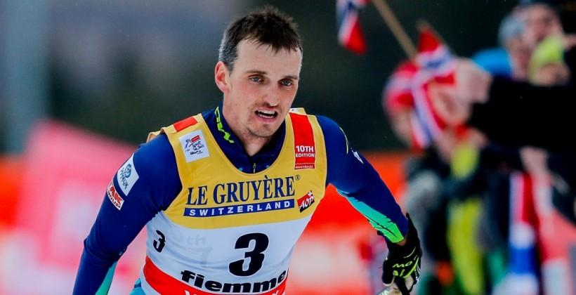 Тур де Ски. Полторанин выиграл масс-старт, Колонья укрепил лидерство