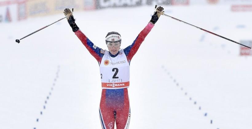 Тур де Ски. Венг выиграла масс-старт и почти догнала Остберг