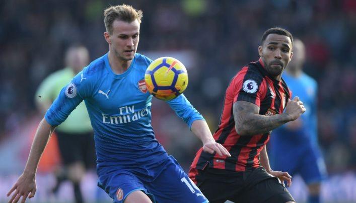 Бернли хочет арендовать защитника Холдинга у Арсенала