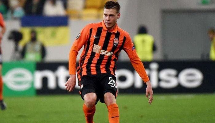 Матвиенко вернулся в Шахтер