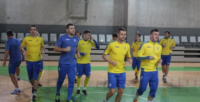 Украина футзал