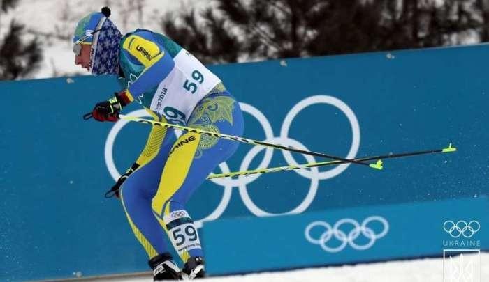 Украинец Красовский — в топ-50 лыжного марафона