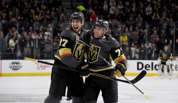 Золотой Вегас. В чем причины сенсационного выступления новичка НХЛ